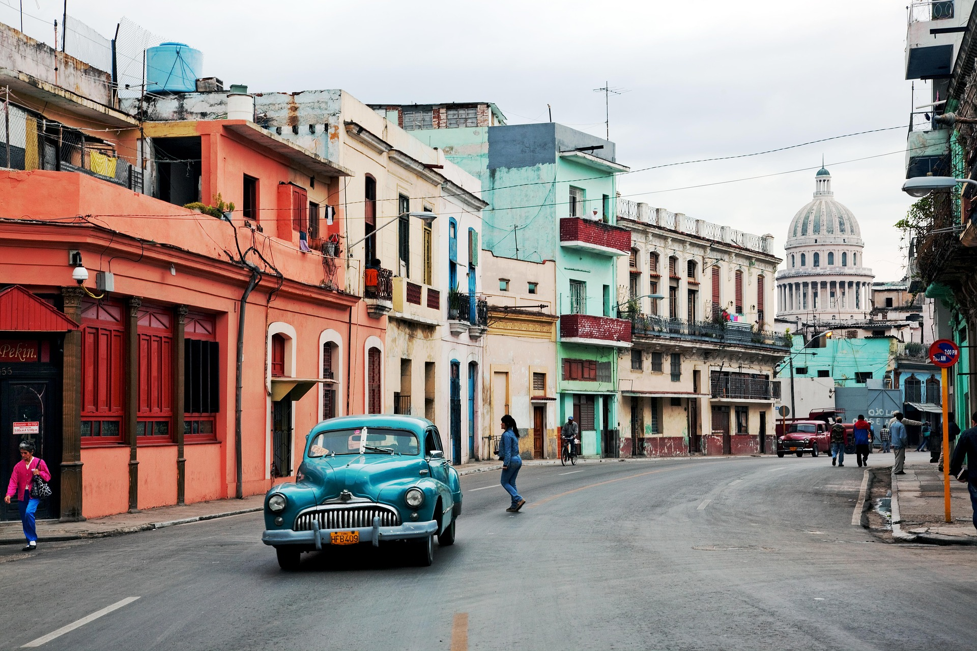 Private detectives and investigators in Cuba